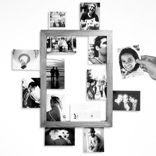 Kreative Ideen zur Gestaltung Ihrer Bilderwand | SchoenesZuhause.com