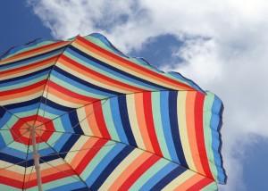 Sonnenstrahlen auf der Terasse genießen | SchoenesZuhause.com