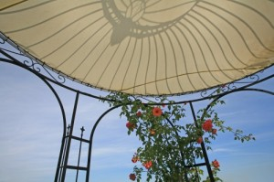 Gartenpavillons - Was ist zu beachten? | SchoenesZuhause.com