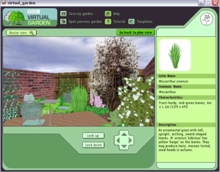 Gartengestaltung am PC gestalten | SchoenesZuhause.com