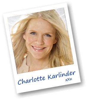 Charlotte Karlinder | SCHÖNES ZUHAUSE