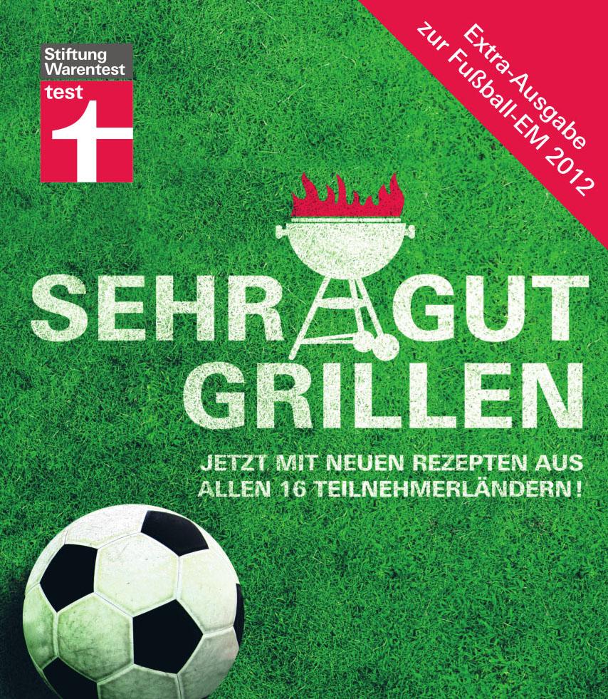 Sehr gut Grillen EM-Ausgabe 2012 | SCHÖNES ZUHAUSE