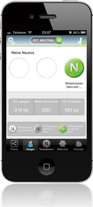Get-neutral App | SCHÖNES ZUHAUSE