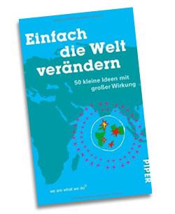 Einfach die Welt verändern | Buchvorstellung auf SCHOENESZUHAUSE.de