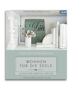 Wohnen für die Seele | Buchvorstellung auf SCHOENESZUHAUSE.de