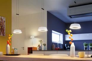 Modernes LED-Licht senkt nicht nur den Energieverbrauch, sondern bietet auch vielfältige Möglichkeiten, in Verbindung mit dem Leuchtendesign eine individuelle Stimmung zu erzielen. Foto: djd/Oligo Lichttechnik