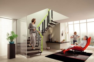 treppe aufarbeiten alte treppe neu definiert sch neszuhause. Black Bedroom Furniture Sets. Home Design Ideas