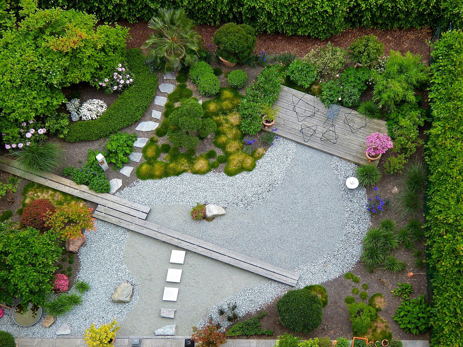 Mini Garten einrichten | SCHÖNESZUHAUSE