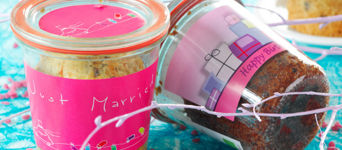 yoomig Kuchen aus dem Glas | SCHÖNES ZUHAUSE